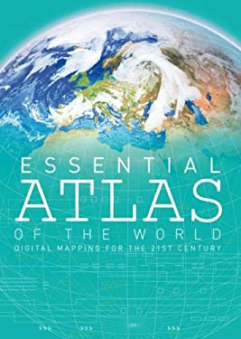 Essential Atlas of the World 9781405331623