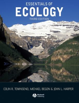 Essentials of Ecology 9781405156585