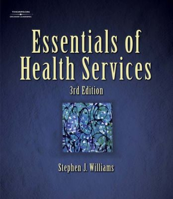 Essentials of Health Services 9781401899318