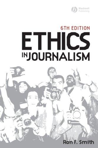 Ethics in Journalism 9781405159340