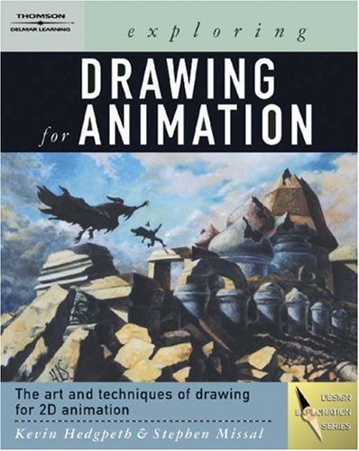 Exploring Drawing for Animation 9781401824198
