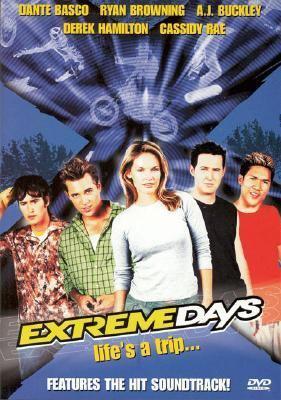 Extreme Days 9781400301287