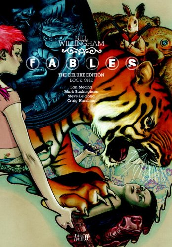 Fables: The Deluxe Edition Book One 9781401224271
