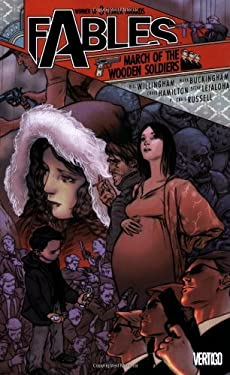 Fables: March of the Wooden Soldiers - Vol 04 9781401202224