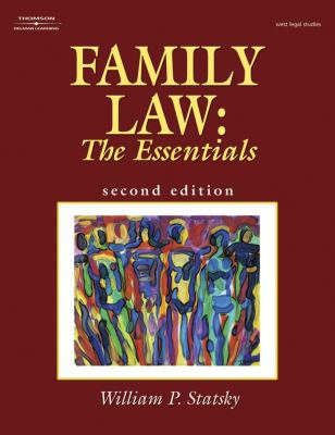 Family Law: The Essentials 9781401848279