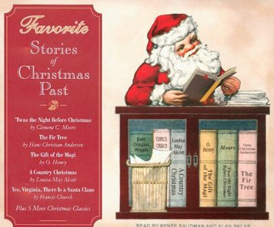 Favorite Stories of Christmas Past 9781400105700