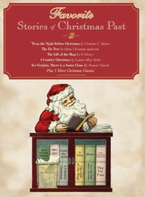 Favorite Stories of Christmas Past 9781400155705