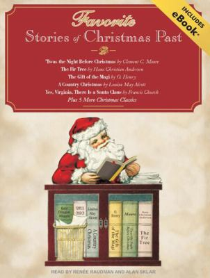 Favorite Stories of Christmas Past, with eBook [With eBook] 9781400139163