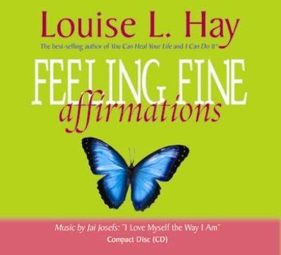 Feeling Fine Affirmations 9781401904173