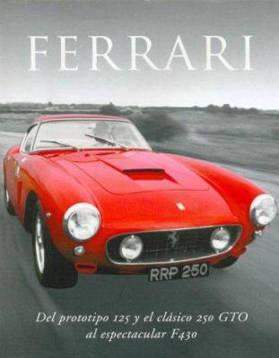 Ferrari 9781405465694