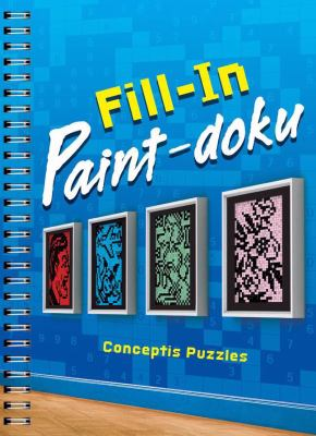 Fill-In Paint-Doku 9781402755224