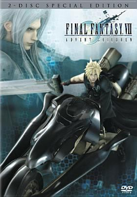 Final Fantasy VII: Advent Children 9781404991019