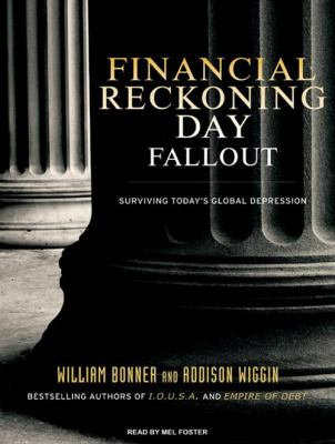 Financial Reckoning Day Fallout: Surviving Today's Global Depression 9781400143696