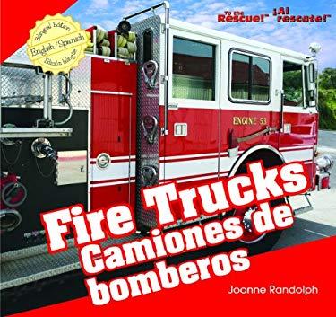 Fire Trucks/Caminones de Bomberos 9781404276734