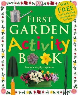 First Garden Activity Book 9781405328630