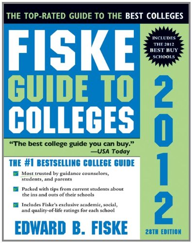 Fiske Guide to Colleges 9781402209628