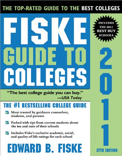 Fiske Guide to Colleges 9781402209611