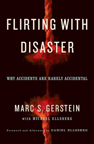 Flirting with Disaster: Why Accidents Are Rarely Accidental 9781402761836