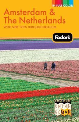 Fodor's Amsterdam 9781400016082