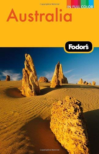 Fodor's Australia 9781400008575