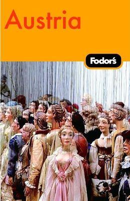 Fodor's Austria 9781400017539