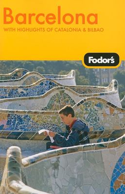 Fodor's Barcelona 9781400019038