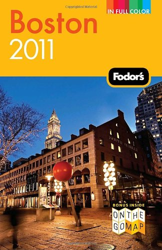 Fodor's Boston 9781400004966