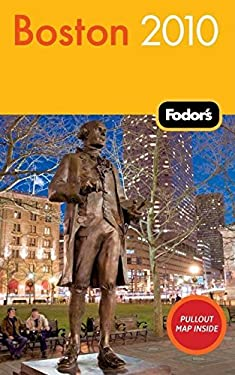 Fodor's Boston [With Pullout Map]