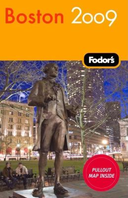 Fodor's Boston [With Pullout Map] 9781400006991