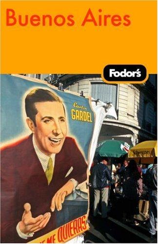 Fodor's Buenos Aires 9781400019656