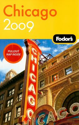 Fodor's Chicago [With Pullout Map] 9781400007004