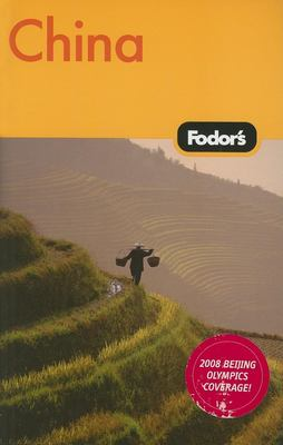 Fodor's China 9781400017317