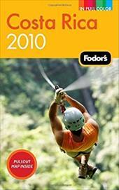 Fodor's Costa Rica 6020389