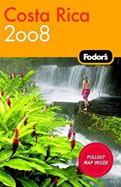 Fodor's Costa Rica [With Fold-Out Map] 9781400018031
