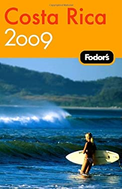 Fodor's Costa Rica [With Pull-Out Map] 9781400019564