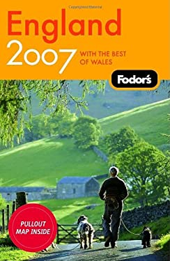 Fodor's England: With the Best of Wales [With Pulout Map] 9781400017256