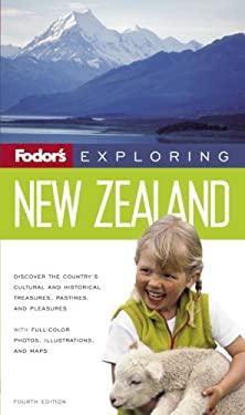 Fodor's Exploring New Zealand 9781400018369