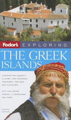 Fodor's Exploring the Greek Islands 9781400017690