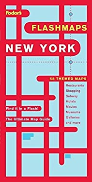 Fodor's Flashmaps New York City 9781400007646