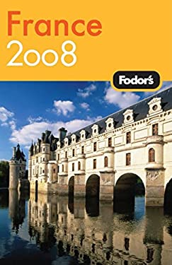 Fodor's France [With Pull-Out Map] 9781400018048