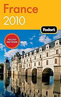 Fodor's France [With Pullout Map] 9781400008483