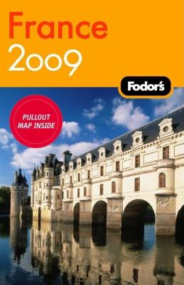 Fodor's France [With Pullout Map]