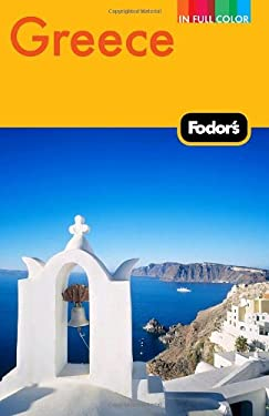 Fodor's Greece 9781400004188