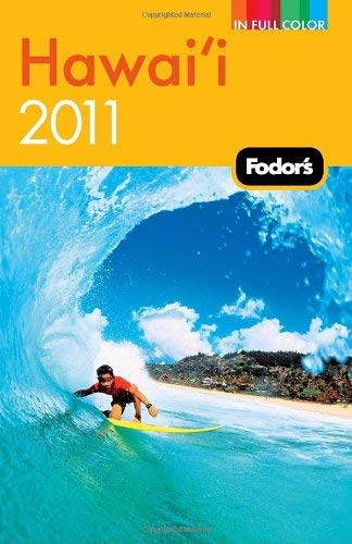 Fodor's Hawaii 9781400004553