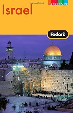 Fodor's Israel 9781400008988