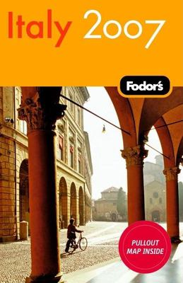 Fodor's Italy [With Pullout Map] 9781400016891