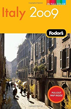 Fodor's Italy [With Pullout Map] 9781400019502