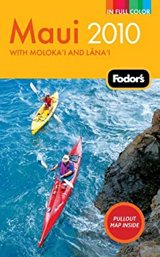 Fodor's Maui: With Moloka'i and Lana'i 9781400008353