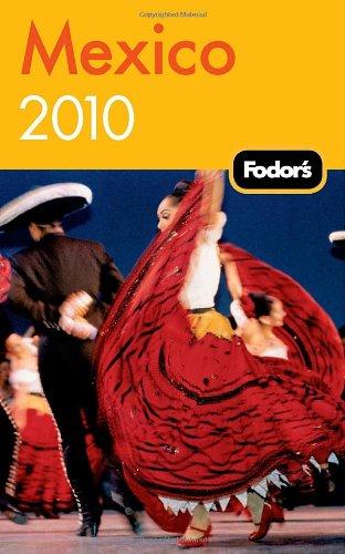 Fodor's Mexico 9781400008360
