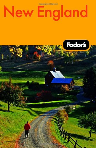 Fodor's New England [With Pullout Map] 9781400007219